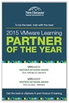 NH Named VMware 2015 Partner of the Year!