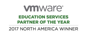 VMware Partner of the Year 2017
